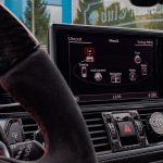 Audi RS6 Infotainment System