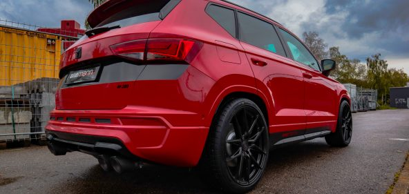 The Cupra Ateca AP380